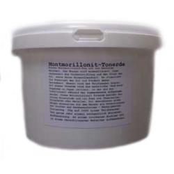 Montmorillonit Tonerde 2kg